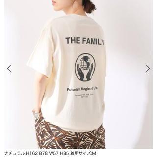 フレームワーク(FRAMeWORK)のALL ADMISSION Tシャツ(Tシャツ/カットソー(半袖/袖なし))