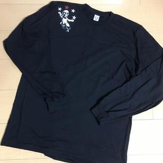 クロムハーツ(Chrome Hearts)のクロムハーツ☆ドクロ 長袖 ロンT(Tシャツ/カットソー(七分/長袖))