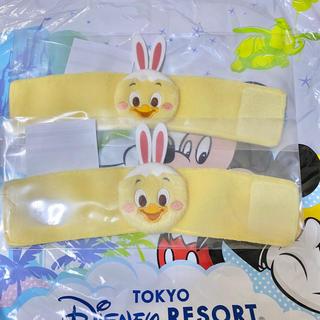Disney - うさピヨ うさぴよ スーベニア スリーブ 2個セット ディズニー イースター