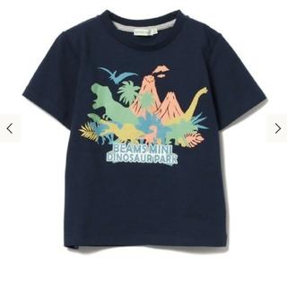 BEAMS - BEAMS mini / ダイナソー Tシャツ 90