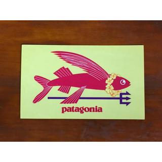 パタゴニア(patagonia)のpatagonia パタゴニア ステッカー シール(その他)