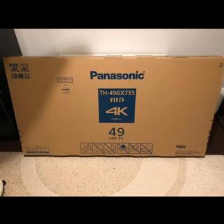Panasonic - Panasonic ビエラ49型TH-49GX755