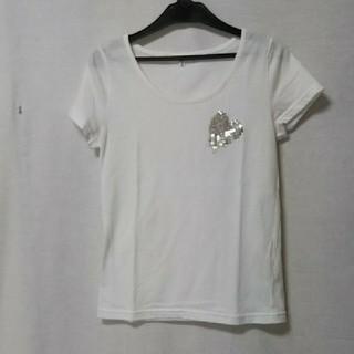 ナチュラルビューティーベーシック(NATURAL BEAUTY BASIC)のNATURAL BEAUTY BASIC☆Tシャツ S(Tシャツ(半袖/袖なし))