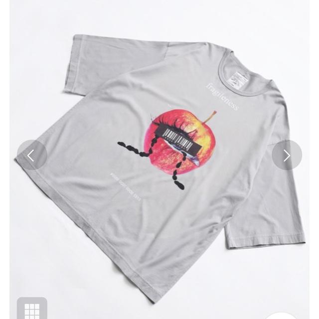 SHAREEF(シャリーフ)のshareef apple BIG Tee メンズのトップス(Tシャツ/カットソー(半袖/袖なし))の商品写真