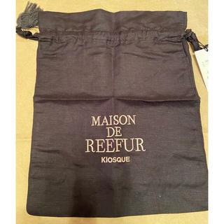 Maison de Reefur - 新品 リネン巾着 メゾンドリーファー