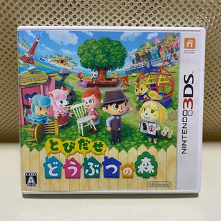 ニンテンドー3DS - 【3DS】とびだせ どうぶつの森