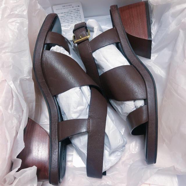 SCOT CLUB(スコットクラブ)の【新品」ELVIO ZANON エルビオザノン サンダル レディースの靴/シューズ(サンダル)の商品写真