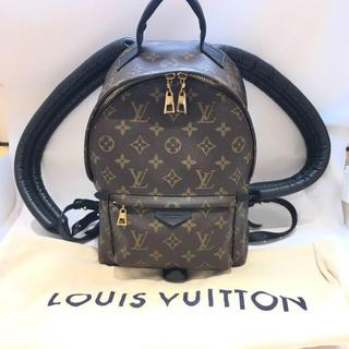 LOUIS VUITTON - 極美品 ルイヴィトン パームスプリングス バックパックPM リュックM41560