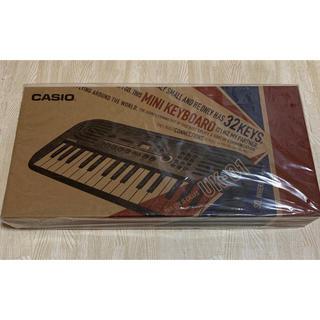 カシオ(CASIO)のCASIO カシオ ミニ鍵盤 電子キーボード UK-01(電子ピアノ)