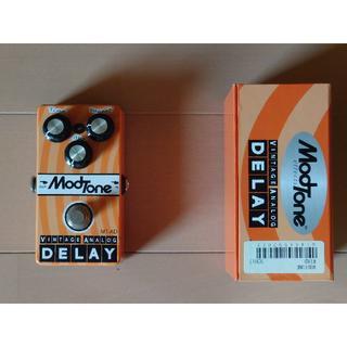 【値下げ】ModTone DELAY MT-AD ディレイ エフェクター(エフェクター)