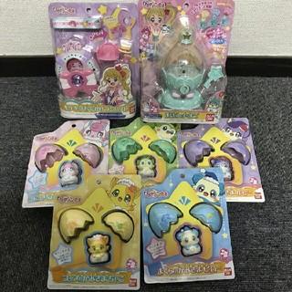 【キラキラハッピー ひらけ! ここたま 全種類&たまごセット☆】(キャラクターグッズ)
