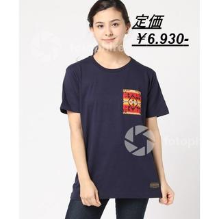 ミッキーマウス(ミッキーマウス)の新品【SURF MICKEY】❌ PENDLETON Tシャツ Lサイズ(Tシャツ(半袖/袖なし))