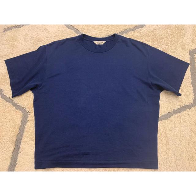 Ron Herman(ロンハーマン)の【今期人気完売品】AURALEE オーラリー Tシャツ レディースのトップス(Tシャツ(半袖/袖なし))の商品写真