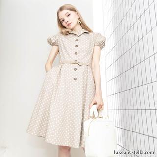 MILK - MILK カトリーヌ dress ワンピース ミルク