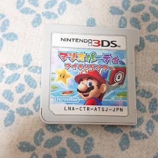 ニンテンドー3DS - 任天堂3DS マリオパーティアイランドツアー