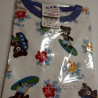 DOUBLE.B - 新品【ダブルB】Tシャツ☆110
