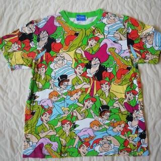 Disney - ディズニーリゾート ピーターパン総柄TシャツMサイズ