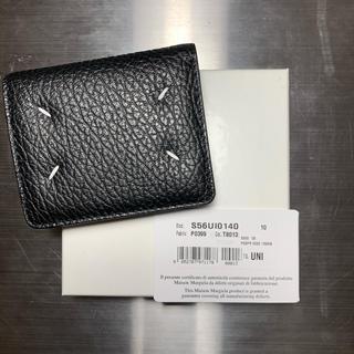 マルタンマルジェラ(Maison Martin Margiela)の新品未使用 maison margiela ポッパーウォレット 二つ折り(財布)