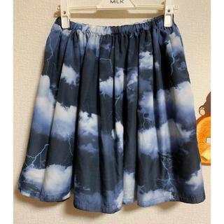 MILK - MILK CLOUDYスカート