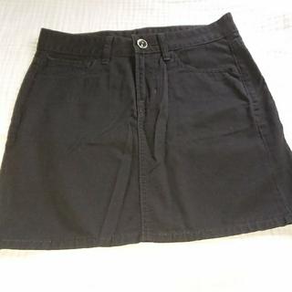 ユニクロ(UNIQLO)のユニクロ 台形スカート 未着用品(ミニスカート)