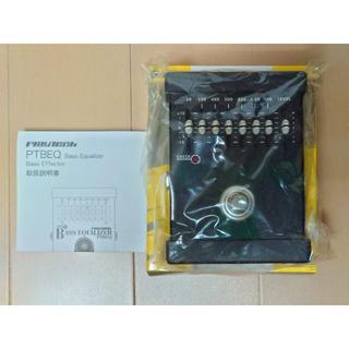 PlayTech ベース イコライザー 7バンド PTBEQ(エフェクター)