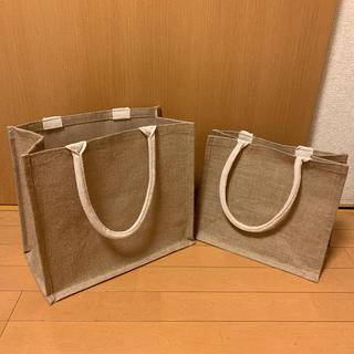 MUJI (無印良品) - 新品未使用 無印良品 エコバッグ ジュードマイバッグ A4サイズ B5サイズ