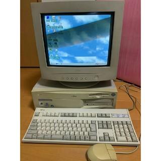 富士通 - 富士通 Windows95 デスクトップ FMV S165