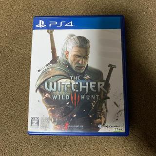 PlayStation4 - ウィッチャー3 ワイルドハント PS4