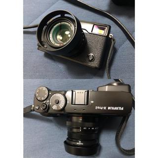 富士フイルム - Fujifilm x-pro2+XF35MMF2レンズ