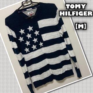 トミーヒルフィガー(TOMMY HILFIGER)の送料込 TOMY HILFIGER トップス(ニット/セーター)
