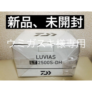 DAIWA - ダイワ リール 20 ルビアス LT2500S-DH