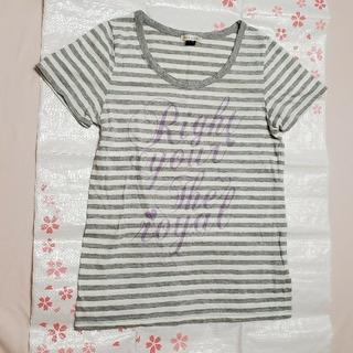 チュチュアンナ(tutuanna)のTシャツ ロゴT 古着 部屋着 女の子 中学生 高校生 tutuanna(Tシャツ(半袖/袖なし))
