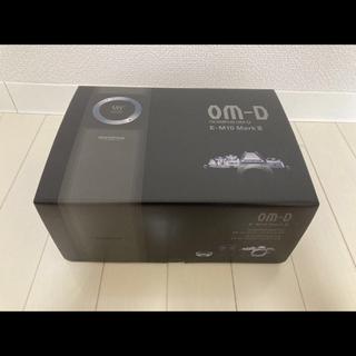 オリンパス(OLYMPUS)の【新品未開封】EZダブルズームキット OM-D E-M10 Mark III(デジタル一眼)