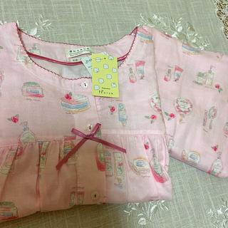 narue - 【新品・未使用】フレグランス柄(ピンク)NARUE パジャマ