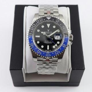 SEIKO - 【極美品】 GMT即購入OK ROLE ロレック メンズ 腕時計