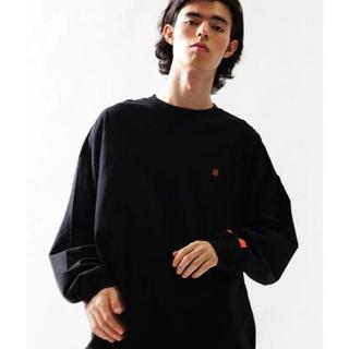 フリークスストア(FREAK'S STORE)のOVERALL×FREAK'S STORE ロングスリーブTシャツ 限定コラボ(Tシャツ/カットソー(七分/長袖))