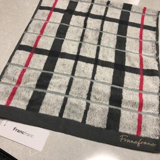 フランフラン(Francfranc)のフランフラン フェイスタオル 1枚 新品(タオル/バス用品)
