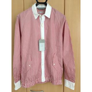 マーカウェア(MARKAWEAR)のMARKAWARE レギュラーカラースイングトップシャツ×THOMASMASON(シャツ)