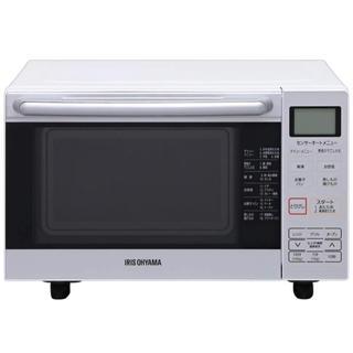 アイリスオーヤマ - アイリスオーヤマ オーブンレンジ フラットテーブル 18L ホワイトMO-FS1