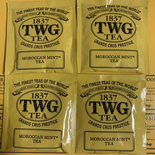 【新品】TWG TEA ミントティー(茶)
