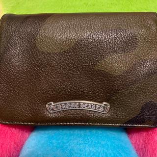 クロムハーツ(Chrome Hearts)の2020/6月購入新品 クロムハーツ ジョーイウォレット(折り財布)