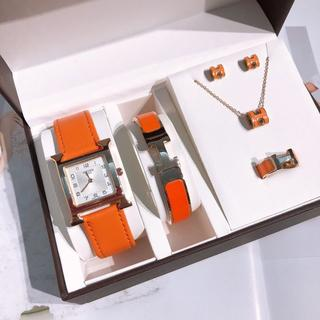 Hermes - 大人気 HERMES レディース 腕時計 5点セット