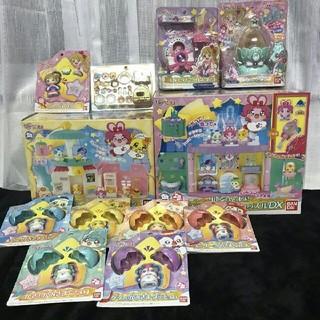 キラキラハッピー ひらけ! ここたま 全種類&付属品セット☆(キャラクターグッズ)