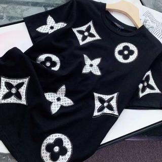 LOUIS VUITTON - ルイヴィトン 【Louis Vuitton】ダイヤモンド半袖Tシャツ