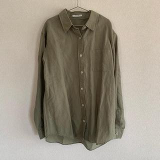 ベイフロー(BAYFLOW)のYos様専用 BAYFLOW リネンシャツ(シャツ/ブラウス(長袖/七分))