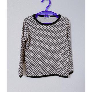 セリーヌ(celine)のceline  セリーヌ キッズ 110 ロゴ カットソー ユニセックス (Tシャツ/カットソー)