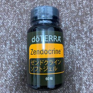 ドテラ ゼンドクライン ソフトジェル60粒(その他)