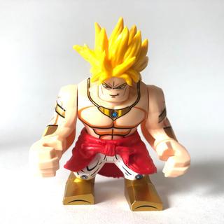 Lego - ドラゴンボール  超サイヤ人ブロリー LEGO レゴ 互換 ミニフィグ