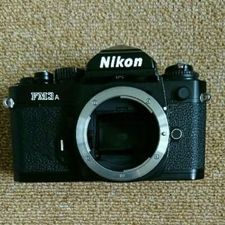 Nikon - 美品 ニコンFM3A 28ミリF3.5付