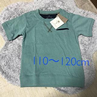 ★新品•未使用•タグ付♪★グローバルワーク キッズ Tシャツ Lサイズ